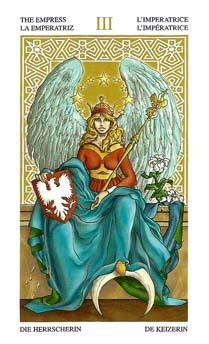 Tarot La emperatriz