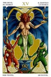 tarot el diablo