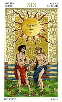 tarot el sol