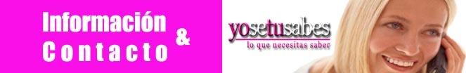 contacto yosetusabes